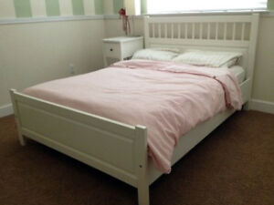 Furniture For Sale!!! IKEA Hemnes Bed