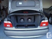Audio Installing For Vehicles