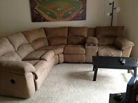 Looking to Buy an L shaped sectional couch with cup holders !!!!