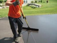 DRIVEWAY SEALING, ROOFING, PAINTING, CLEANING, REPAIRS