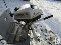 Honda 2HP Fourstroke