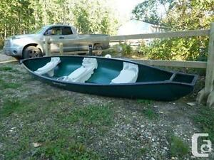 Waterquest Mackinaw SS Squareback Canoe