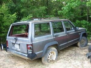 Parting out Cherokee