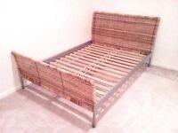 Ikea Sandnes bed frame