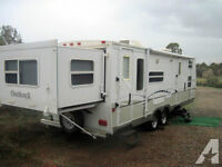 2005 Outback 28RSS Travel Trailer