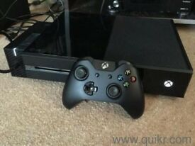 Xbox one with box not PS4