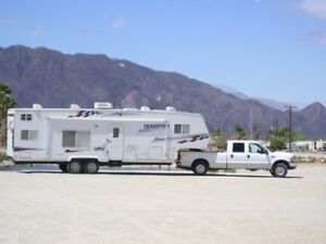 Need your camper moved