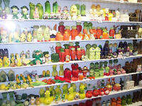 HUGE Salt and Pepper Shakers Collection