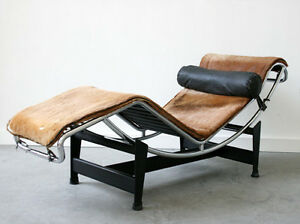 Cassina Le Corbusier Chaise Lounge
