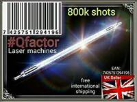 Laser lamp bulb for tattoo and hair removal machine
