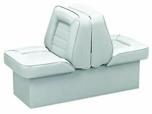 "Wise Bucket Style 10"" Base Runabout Lounge Seat  New In Box"