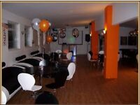 Venue Hire in Horndean Parties, Weddings, Licensed Bar, DJ,