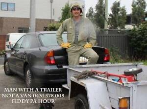 Man with a Trailer not a Van Coburg North Moreland Area Preview
