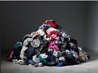 Looking for clothes and textiles that can no longer be donated