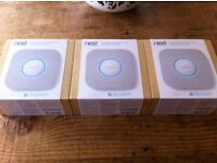 Nest Smoke Alarm & Carbon Monoxide Detector Wired / battery operated