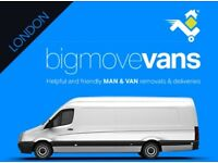 BIG MOVE VANS LONDON