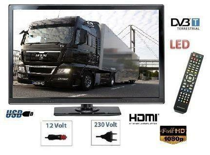 lkw fernseher 24v ebay. Black Bedroom Furniture Sets. Home Design Ideas