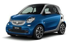 2016 smart fortwo West Island Greater Montréal image 1