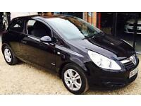 Vauxhall Corsa 1.0i Breeze Plus. GUARANTEED FINANCE payment between £21-£42 PW