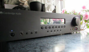 Cambridge audio 540R V3 ampli Hi-Fi