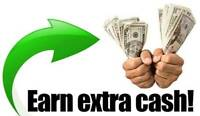 Perfect for Stay at Home Mom - Cash for Referrals -