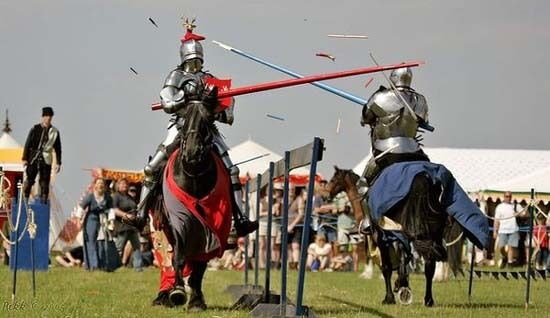 Joust Traders
