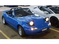 1990 Eunos Roadster Supercharged 1.6