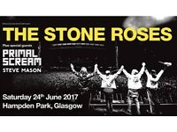 STONE ROSES - 24TH JUNE TICKETS FOR SALE!
