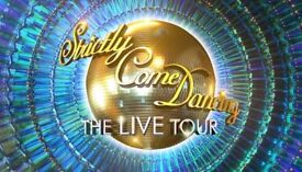 Strictly Come Dancing LIVE tickets SSE Hydro - x3 tickets - Sunday 4th Feb