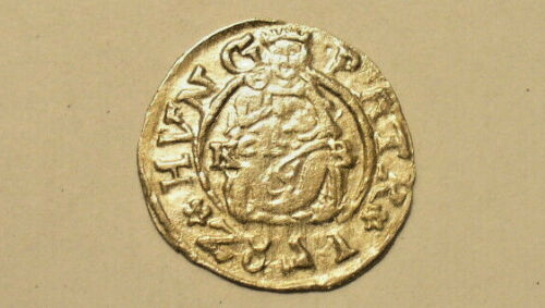 Hungary silver medieval coin