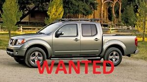 Well maintained Nissan Frontier V6 4x4