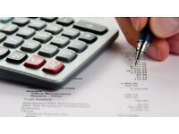Self Assessment VAT/TAX Returns Bookkeeping Services