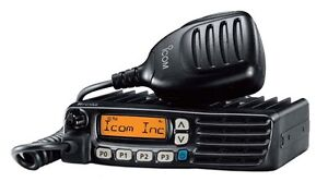 VHF Two Way ICOM Mobile Radios -  Reconditioned & Working Great!