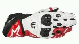 Alpinestars GP Pro R2 Leather Gloves *Brand New*
