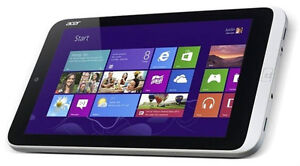 Acer Iconia Windows 8 Tablet with MS Office 2013