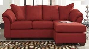 NEW Sofa Chaise.  Reversible Chaise.