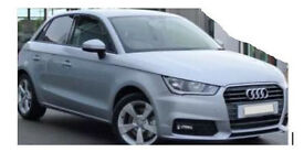 AUDI A1 DIESEL HATCHBACK 1.6 TDI Sport 3 door - 105/4400 - with invisible/removal tow bar.