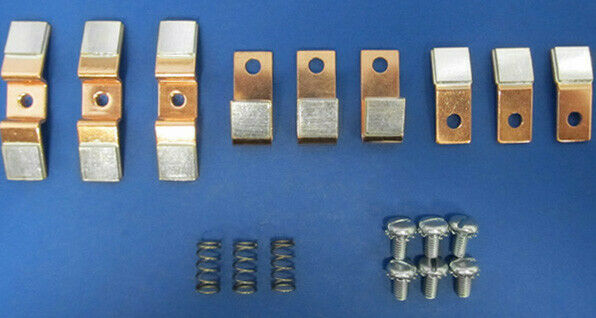 9998SL4 Square D Replacement Contact Kit, Size 2 / 3 Pole Kit
