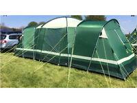 Kampa Tenby 6 Man Tent