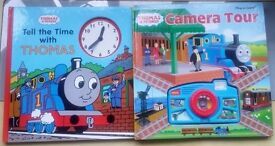 "2 X ""THOMAS THE TANK ENGINE"" BOOKS"