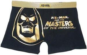 He-Man-The-Masters-Of-The-Universe-Gold-Skeletor-Boxer-Shorts-New-With-Tag