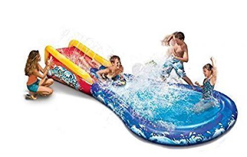 Wave Crasher Surf Slide Inflatable Body Board 18593 Children