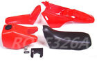 Aftermarket Paint Red Fenders