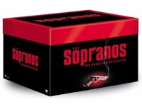 The Sopranos Complete DVD Box Set - Complete 6 Seasons - Collectors Edition - LIMITED EDITION