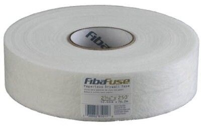 St. Gobain 2 Pack Fibafuse 2-116 X 250 White Paperless Drywall Tape