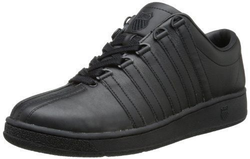 K-SWISS CLASSIC LUXURY EDITION Black/Black -0001002- MENS AT