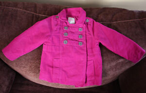 Girl's Spring/Fall coat Size 2