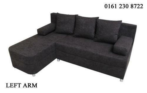 Chaise sofa bed ebay for Chaise longue sofa bed ebay
