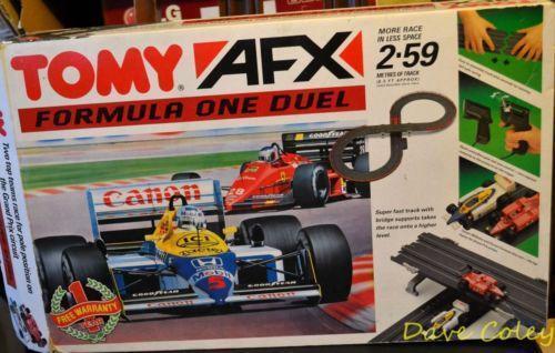 Car Toys Aurora Co: Tomy AFX: Scalextric & Slot Car