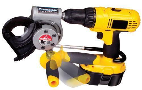 Electric Cable Cutters : Ideal cable cutter ebay